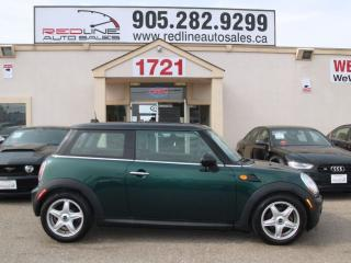 Used 2010 MINI Cooper Classic Leather, Dual Sunroof, WE APPROVE ALL CREDIT for sale in Mississauga, ON
