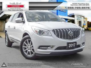 Used 2017 Buick Enclave - for sale in Markham, ON