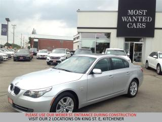 Used 2009 BMW 5 Series 528i xDrive | XENON | HEATED STEERING for sale in Kitchener, ON