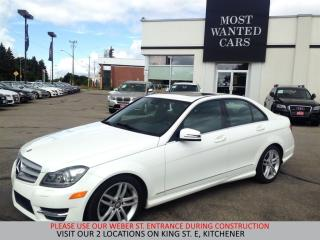 Used 2013 Mercedes-Benz C 300 4Matic SPORT | XENON | BLUETOOTH | SUNROOF | for sale in Kitchener, ON