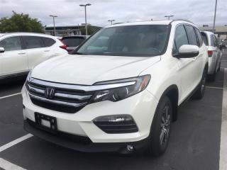 New 2017 Honda Pilot EX-L w/Navi for sale in Richmond, BC