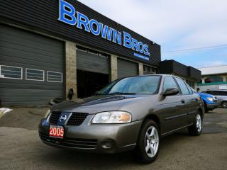Used 2005 Nissan Sentra S for sale in Surrey, BC