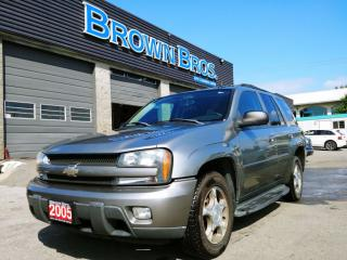 Used 2005 Chevrolet TrailBlazer LT for sale in Surrey, BC