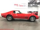 Used 1970 Chevrolet Corvette 454 Corvette T Tops Coupe Red 4 Speed for sale in St George Brant, ON