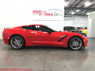 Used 2015 Chevrolet Corvette Stingray 3LT Chrome Wheels Navigation 10, 000 kms for sale in St George Brant, ON