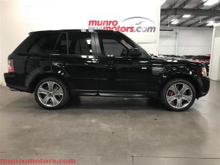 Used 2012 Land Rover Range Rover Sport SOLD SOLD SOLD Supercharged for sale in St George Brant, ON