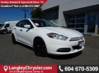 Used 2014 Dodge Dart SE *ACCIDENT FREE * LOCAL BC CAR * for sale in Surrey, BC
