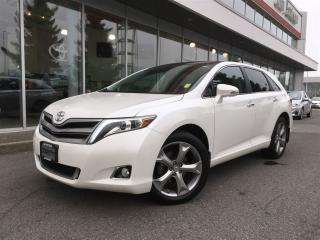 Used 2013 Toyota Venza Limited,one owner,local for sale in Surrey, BC