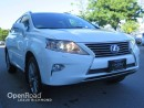 Used 2013 Lexus RX 450h TOURING Pkg - Certified One Owner Car for sale in Richmond, BC
