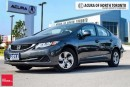 Used 2013 Honda Civic Sedan LX 5AT for sale in Thornhill, ON