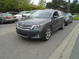 Used 2013 Toyota Venza DUAL SUNROOF .LEATHER , BACK UP CAMERA, NAVIGATION for sale in Scarborough, ON