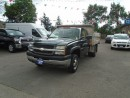 Used 2004 Chevrolet Silverado 3500 WT DUMP TRUCK for sale in North York, ON