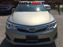 Used 2013 Toyota Camry LE**BACK-UP CAM**BLUETOOTH**CAR PROOF CLEAN** for sale in Mississauga, ON