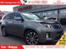 Used 2014 Kia Sorento SX | NAVI | PANO ROOF | BACKUP CAM | for sale in Georgetown, ON