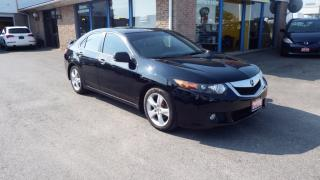 Used 2009 Acura TSX w/Premium Pkg//BLUE TOOTH/SUNROOF/IMMACULATE $9999 for sale in Brampton, ON