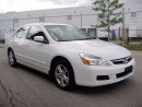 Used 2007 Honda Accord EX MODEL-ONE OWNER,LOW LOW KMS,SUNROOF for sale in North York, ON