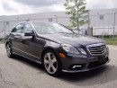 Used 2010 Mercedes-Benz E350 E350 4MATIC-ONE OWNER,NO ACCIDENTS,PANOROOF,CAM for sale in North York, ON