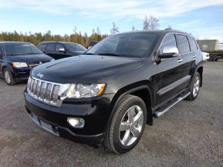 Used 2012 Jeep Grand Cherokee Overland for sale in Yellowknife, NT
