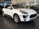 Used 2015 Porsche Macan S for sale in Edmonton, AB