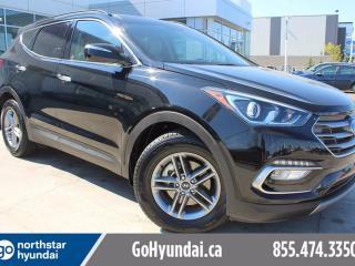 Used 2017 Hyundai Santa Fe Sport LUXURY BEIGE LEATHER NAVIGATION MOONROOF for sale in Edmonton, AB
