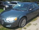 Used 2005 Chrysler Sebring 86k  TOURING  V6 2.7 for sale in Mansfield, ON