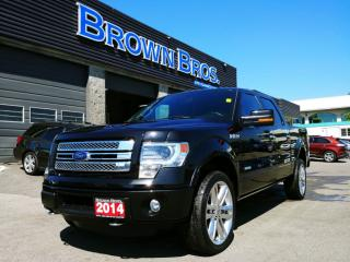 Used 2014 Ford F-150 Limited  for sale in Surrey, BC
