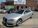 Used 2010 Audi A5 3.2L - NAVIGATION - CERTIFIED for sale in North York, ON