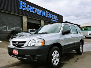 Used 2003 Mazda Tribute DX, LOW KM'S for sale in Surrey, BC