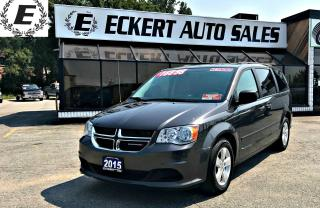 Used 2015 Dodge Grand Caravan SE for sale in Barrie, ON