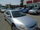 Used 2005 Honda Accord EXL SUNROOF AUX NO RUST PW,PL,PS SAFETY+ E-TEST for sale in Oakville, ON