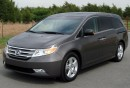 Used 2011 Honda Odyssey TOURING |8 PASS|NAV|DVD|CAMERA|NO ACCIDENTS for sale in Scarborough, ON