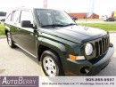 Used 2010 Jeep Patriot NORTH EDITION - FWD - 2.4L for sale in Woodbridge, ON