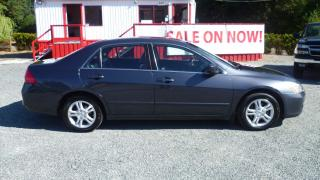 Used 2007 Honda Accord EX-L for sale in Parksville, BC