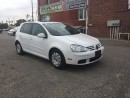 Used 2008 Volkswagen Rabbit Trendline - NO ACCIDENT - SAFETY&WARRANTY INCLUDED for sale in Cambridge, ON