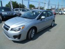 Used 2014 Subaru Impreza 2.0i w/Touring Pkg for sale in Dartmouth, NS