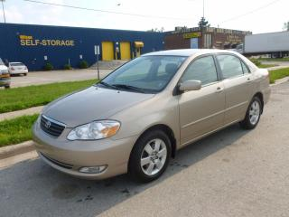 Used 2006 Toyota Corolla LE for sale in North York, ON