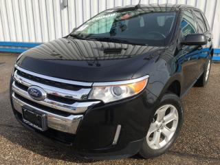 Used 2014 Ford Edge SEL AWD *HEATED SEATS* for sale in Kitchener, ON