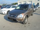 Used 2003 Honda CR-V (CANADA) for sale in Innisfil, ON