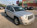 Used 2009 Jeep Compass NO ACCIDENT - SAFETY & WARRANTY INCLUDED for sale in Cambridge, ON