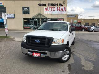 Used 2008 Ford F-150 XL, Fully Certified for sale in North York, ON