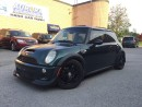 Used 2004 MINI Cooper S S - JOHN COPPER WORKS - 6SPD - LEATHER - PANO ROOF for sale in Aurora, ON