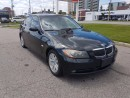 Used 2007 BMW 3 Series 328xi, Sunroof, Leather, AWD for sale in Scarborough, ON