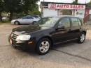 Used 2008 Volkswagen Golf Automatic/Gas Saver/All Power Options/Certified for sale in Scarborough, ON