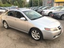 Used 2004 Acura TSX for sale in Scarborough, ON