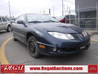 Used 2005 Pontiac Sunfire 2D Coupe for sale in Calgary, AB