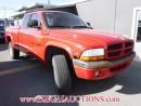 Used 2000 Dodge DAKOTA  CLUB CAB 4WD for sale in Calgary, AB