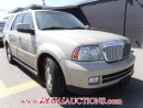 Used 2006 Lincoln NAVIGATOR  4D UTILITY for sale in Calgary, AB