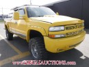 Used 2001 Chevrolet SILVERADO 1500  EXT CAB 4WD for sale in Calgary, AB