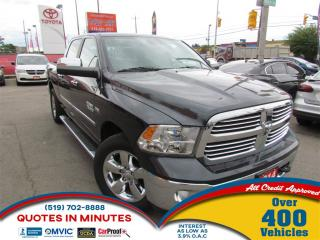 Used 2014 Dodge Ram 1500 SLT | 4X4 | HEMI | BACKUP CAM | for sale in London, ON