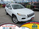 Used 2014 Jeep Cherokee LIMITED | LEATHER | NAV | BACKUP CAM for sale in London, ON